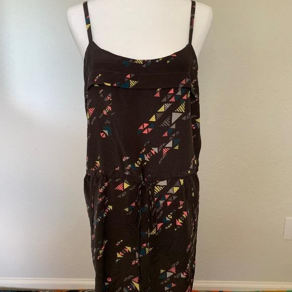 Dolce Vita Dresses & Skirts - Dolce Vita cinched silk mini dress